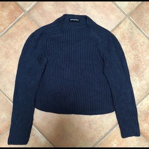 American Apparel Cropped Sweater Size S/M